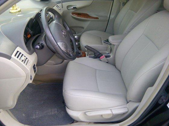 Auto Minh Hoàng bán xe Altis sản xuất và đăng ký cuối năm 2010, nguyên biển 30X-5