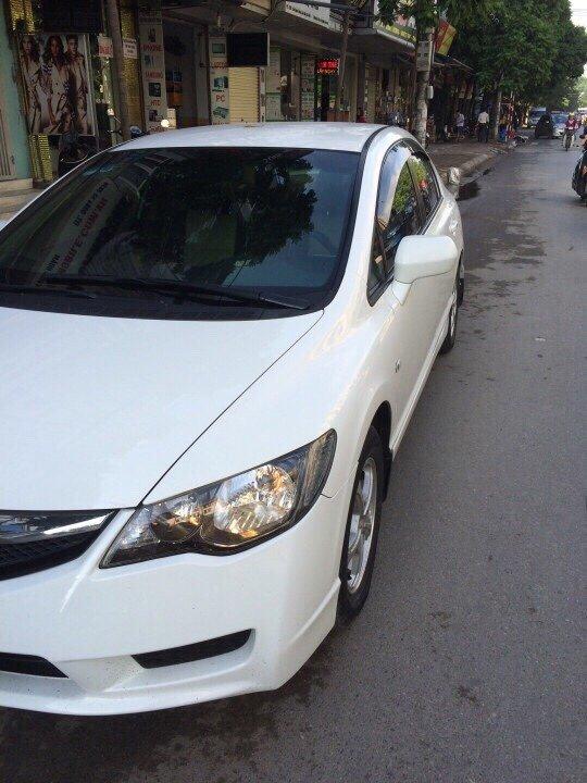 Cần bán xe Honda Civic sản xuất 2010, nhập khẩu, giá 500tr-2