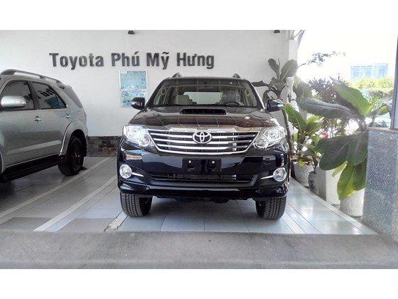 Xe Toyota Fortuner - giao ngay- giá đặc biệt cần bán-2