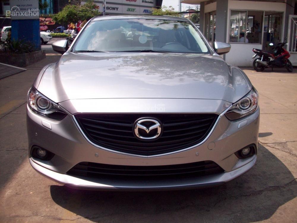 Mazda Tây Ninh bán xe Mazda 6 chính hãng, giá 978 triệu, ưu đãi cực kì hấp dẫn-0