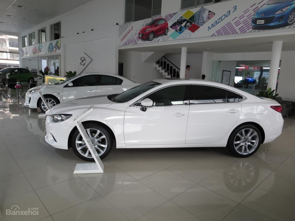 Mazda Tây Ninh bán xe Mazda 6 chính hãng, giá 978 triệu, ưu đãi cực kì hấp dẫn-3
