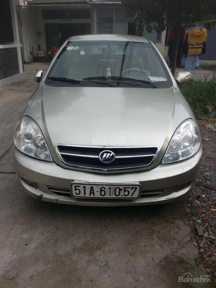 Cần bán xe Lifan 1.3 đời 2007 màu bạc-0