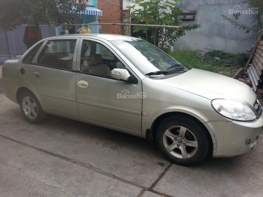 Cần bán xe Lifan 1.3 đời 2007 màu bạc-1