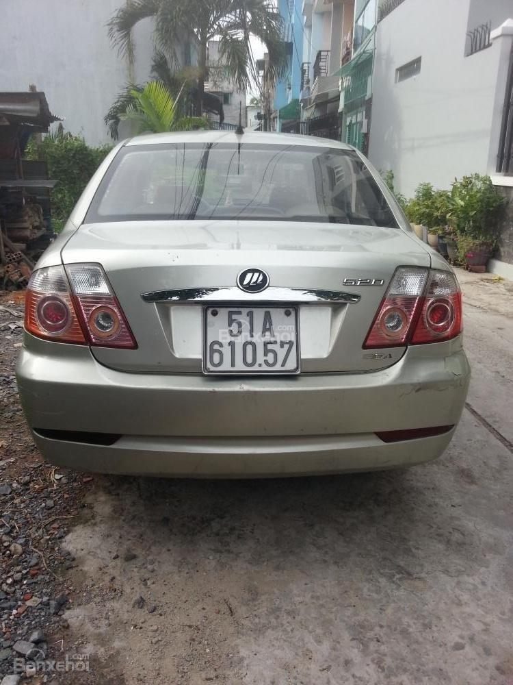 Cần bán xe Lifan 1.3 đời 2007 màu bạc-2