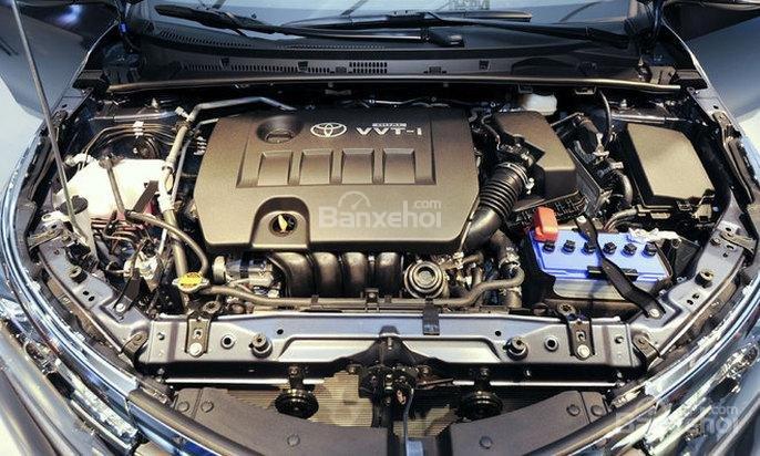 Toyota Hùng Vương bán xe Toyota Corolla altis 1.8MT số sàn giao ngay-1