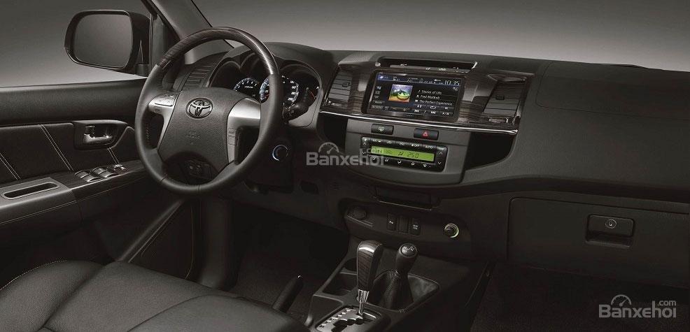 Bán ô tô Toyota Fortuner G 2015 tốt nhất tại Toyota Quảng Ninh-3