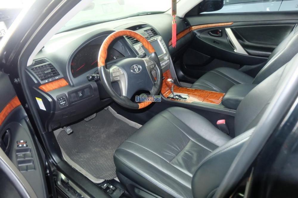 Toyota Camry 2.0-E đời 2010, màu đen, xe nhập, 860 triệu-9