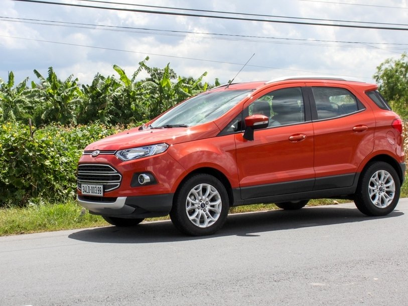 Ford EcoSport 2014.