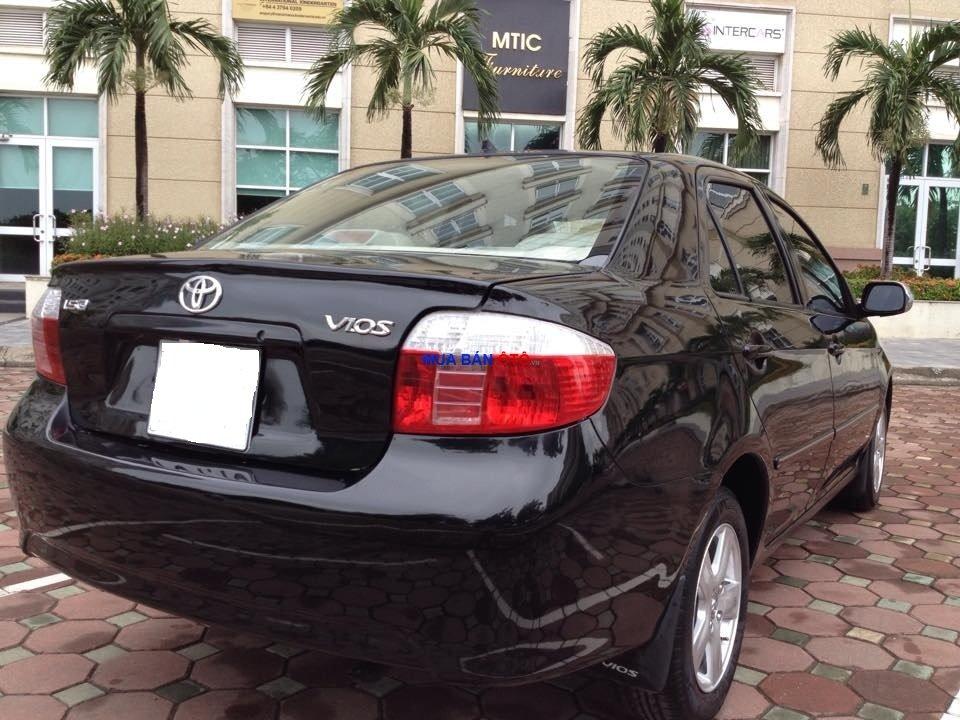 Bán xe Toyota Vios 2007, giá chỉ 343 triệu nhanh tay liên hệ-2