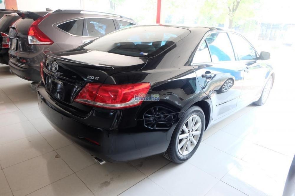 Bán xe Toyota Camry 2.0-E đời 2009, màu đen, xe nhập giá 840 tr-4