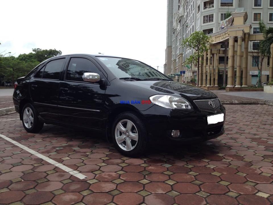 Bán xe Toyota Vios 2007, giá chỉ 343 triệu nhanh tay liên hệ-1