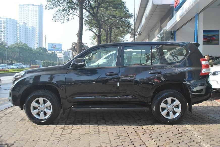 Toyota Land Cruiser Prado TXL đời 2015, nhập khẩu nguyên chiếc-8