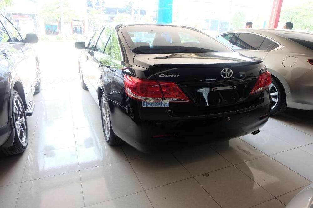 Bán xe Toyota Camry 2.0-E đời 2009, màu đen, xe nhập giá 840 tr-1