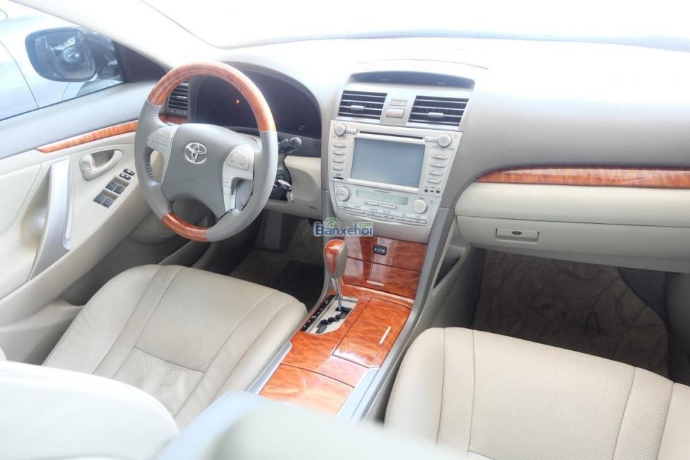 Bán xe Toyota Camry 2.0-E đời 2009, màu đen, xe nhập giá 840 tr-7