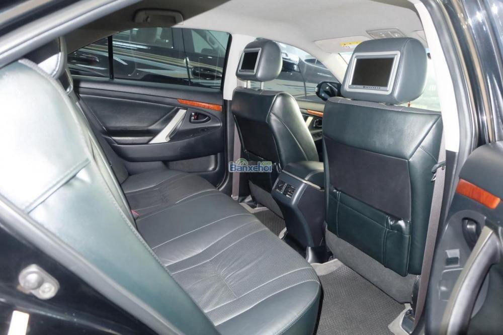 Toyota Camry 2.0-E đời 2010, màu đen, xe nhập, 860 triệu-4