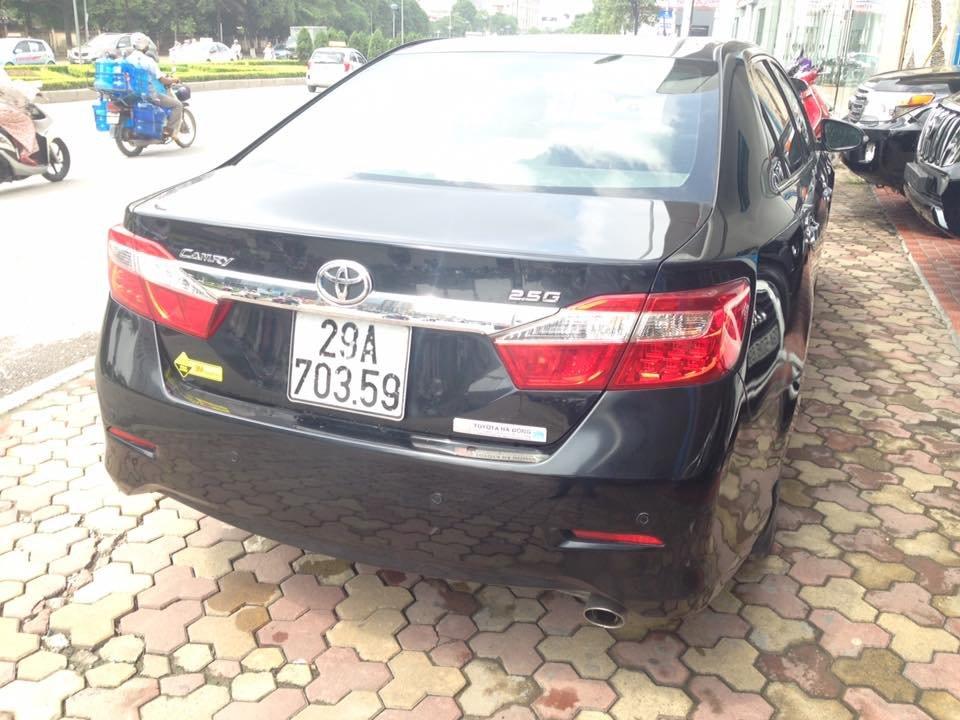 Toyota Camry 2013, màu đen, xe nhập, như mới nhanh tay liên hệ-3