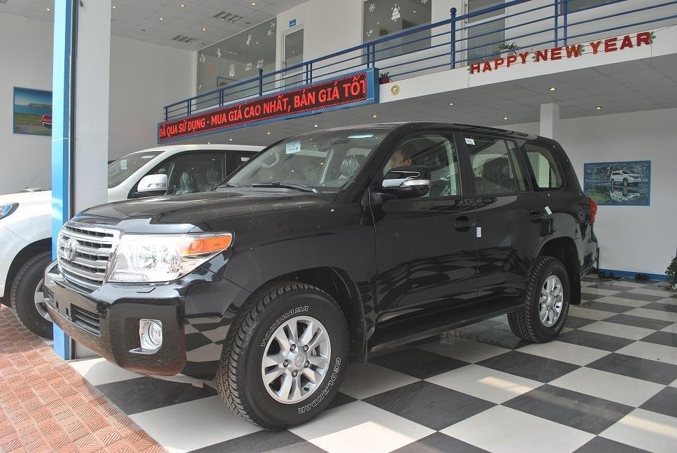 Xe Toyota Land Cruiser đời 2015, nhập khẩu chính hãng nhanh tay liên hệ-2