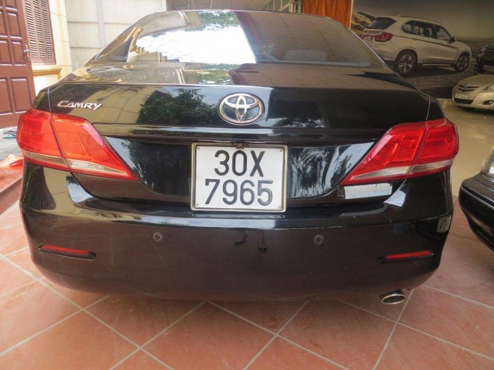 Toyota Camry 2.0E, nhập khẩu Đaì Loan, sản xuất 2009, đăng ký 2010, màu đen, số tự động-3