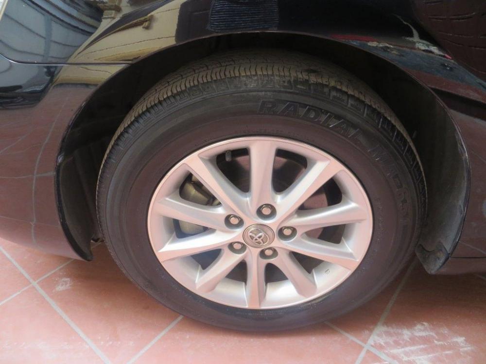 Toyota Camry 2.0E, nhập khẩu Đaì Loan, sản xuất 2009, đăng ký 2010, màu đen, số tự động-1