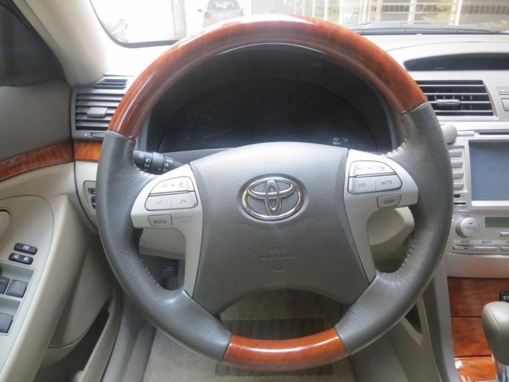 Toyota Camry 2.0E, nhập khẩu Đaì Loan, sản xuất 2009, đăng ký 2010, màu đen, số tự động-7