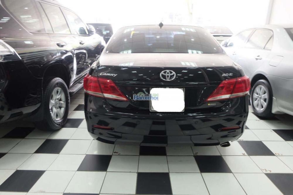 Toyota Camry 2.0-E đời 2010, màu đen, xe nhập, 860 triệu-2
