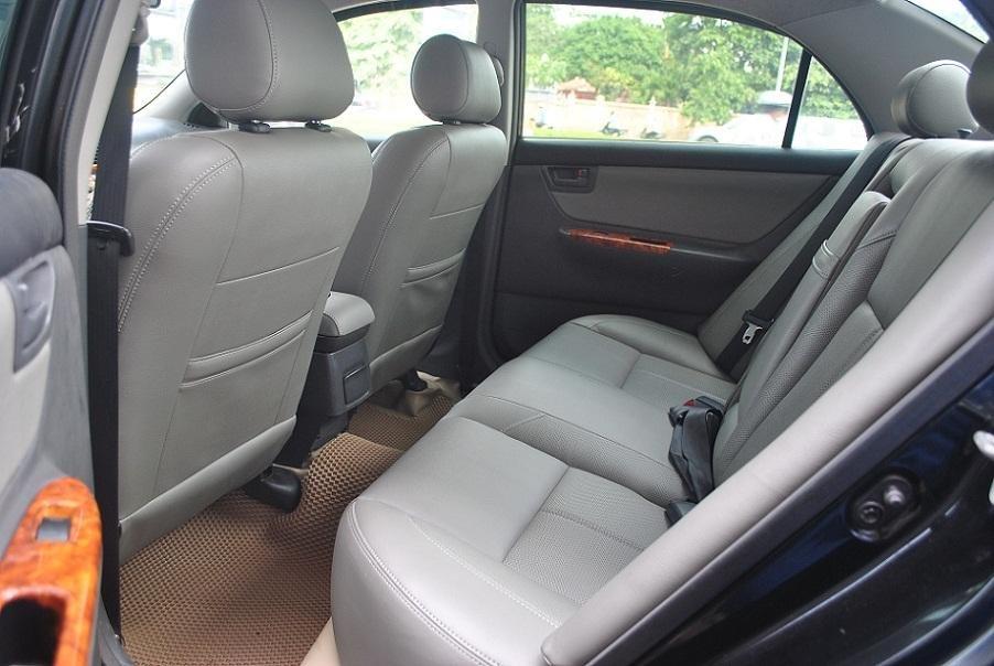 Xe Toyota Corolla Altis đời 2006, màu đen, nhập khẩu nguyên chiếc, chính chủ-4