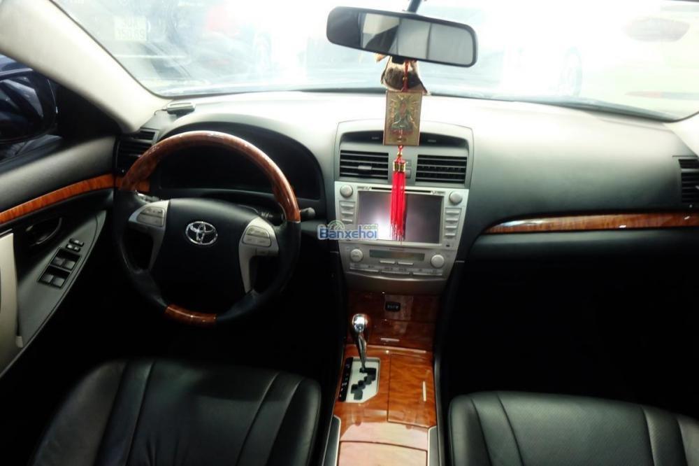 Toyota Camry 2.0-E đời 2010, màu đen, xe nhập, 860 triệu-5