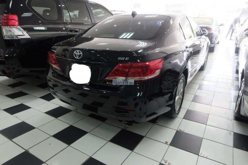 Toyota Camry 2.0-E đời 2010, màu đen, xe nhập, 860 triệu-3