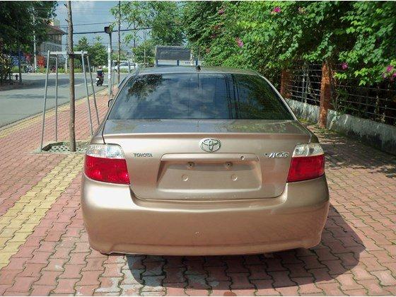 Cần bán Toyota Vios 1.5 đời 2007 số sàn. Xe gia đình đang sử dụng, còn rất tốt-10