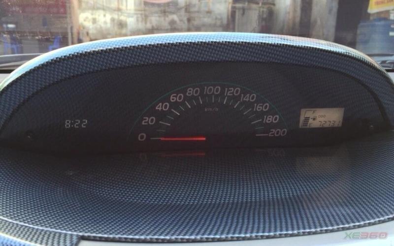 Hưng Nam Auto có bán Toyota Yaris 1.3 AT bản nhập Nhật. Xe màu đỏ cực đẹp-3