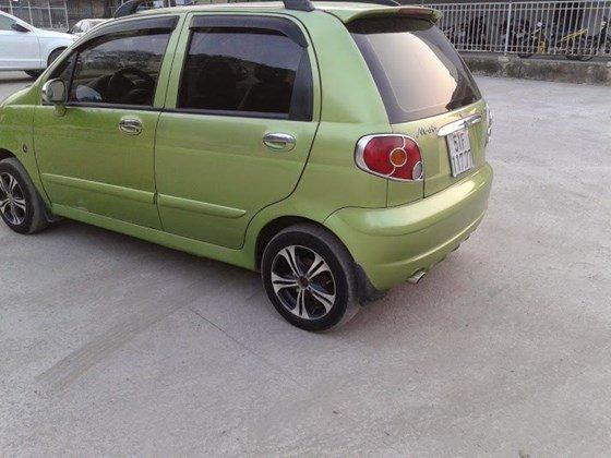 Bán xe Daewoo Matiz SE màu xanh cốm đời 2006 chính chủ BSTP số đẹp-4