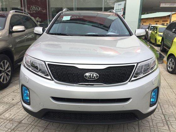 Cần bán xe Kia Sorento đời 2015, nhập khẩu-0