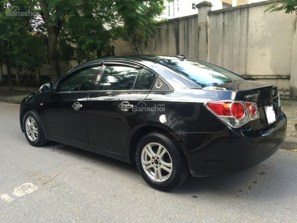 Bán xe Daewoo Lacetti SE sản xuất 2009, màu đen, nhập khẩu chính hãng số sàn-3