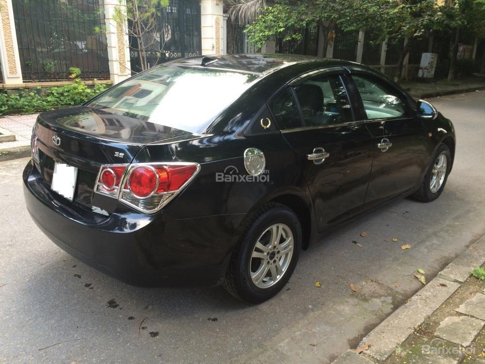 Bán xe Daewoo Lacetti SE sản xuất 2009, màu đen, nhập khẩu chính hãng số sàn-5
