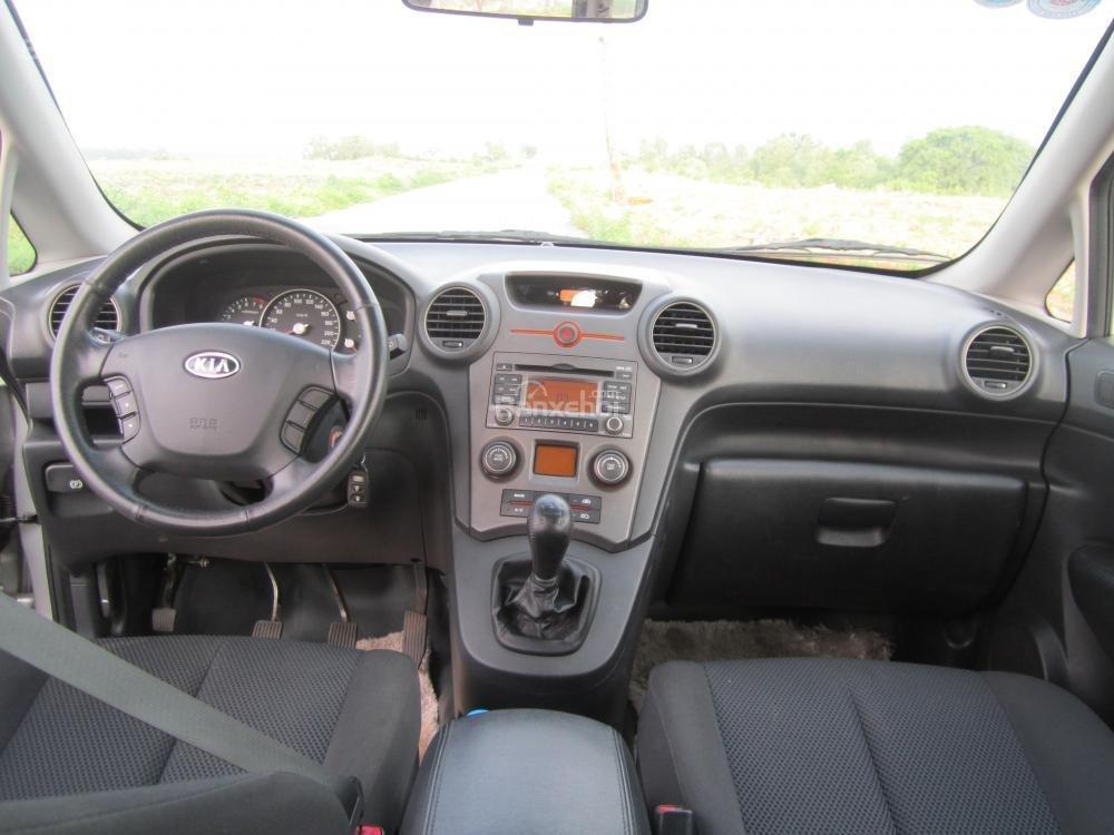 Bán ô tô Kia Carens 2.0 năm 2010, màu bạc, giá 380tr-4
