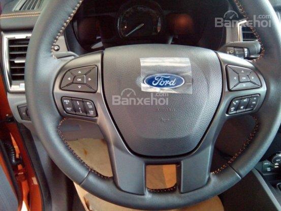 Cần bán Ford Ranger Wildtrak sản xuất 2017, màu trắng, xe nhập, giá chỉ 918 triệu-5