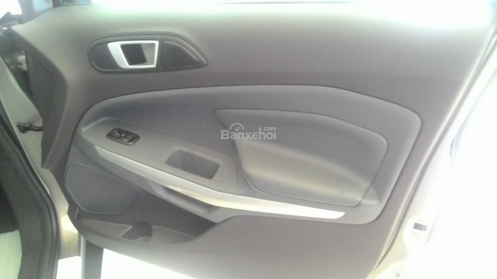 Cần bán xe Ford EcoSport Titanium đời 2017, màu xanh-6