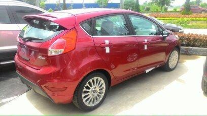 Cần bán xe Ford Fiesta 1.0 EcoBoost Sport đời 2017, màu đỏ-1