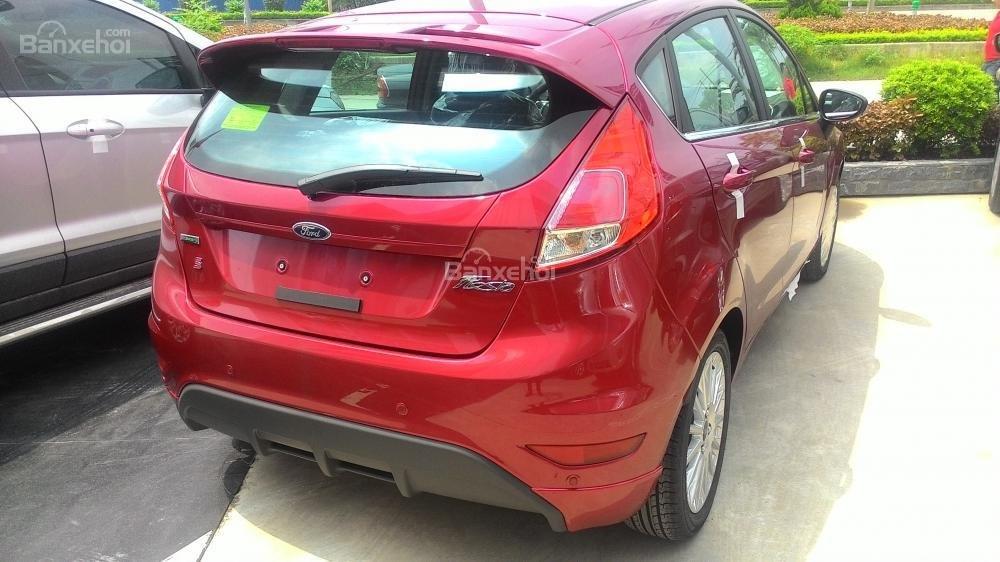 Cần bán xe Ford Fiesta 1.0 EcoBoost Sport đời 2017, màu đỏ-3