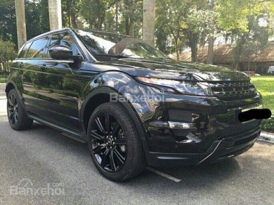 Bán ô tô LandRover Range Rover đời 2014, màu đen, xe nhập-1