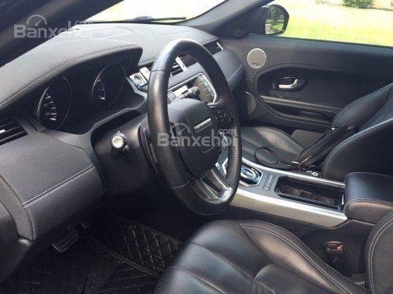 Bán ô tô LandRover Range Rover đời 2014, màu đen, xe nhập-6