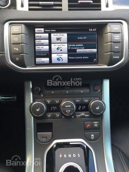 Bán ô tô LandRover Range Rover đời 2014, màu đen, xe nhập-7