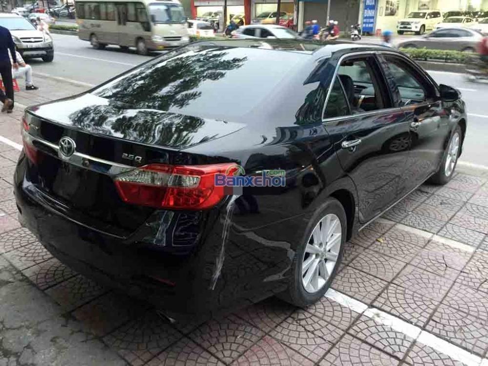 Việt Tuấn Auto bán xe Toyota Camry 2.5Q 2012. Xe tên tư nhân chính chủ màu đen-8