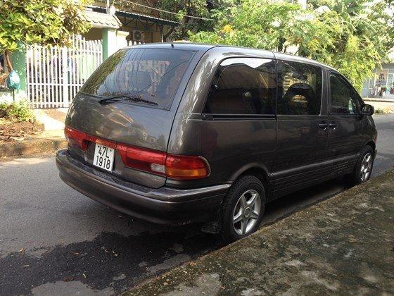 Cần bán Toyota Previa đời 1990, nhập khẩu số tự động -1