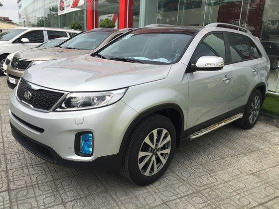 Cần bán xe Kia Sorento đời 2015, nhập khẩu-1