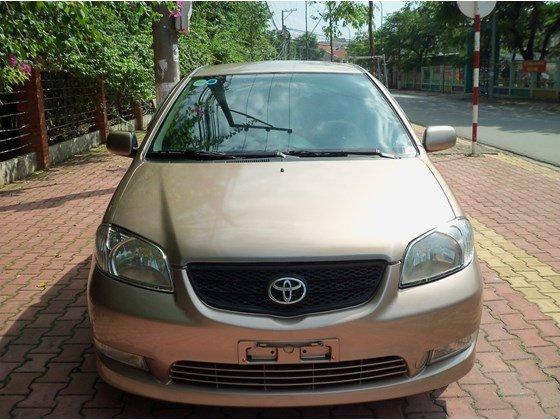 Cần bán Toyota Vios 1.5 đời 2007 số sàn. Xe gia đình đang sử dụng, còn rất tốt-0