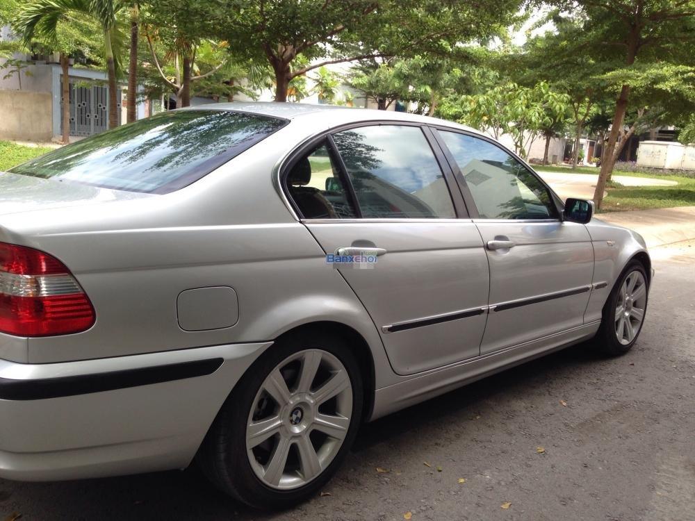 Gia đình cần bán xe hiệu BMW 3 Series 325i, động cơ 2.0 ít hao xăng, màu bạc, số tự động-3