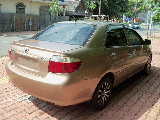 Cần bán Toyota Vios 1.5 đời 2007 số sàn. Xe gia đình đang sử dụng, còn rất tốt-4