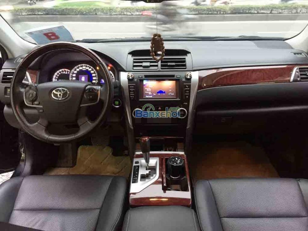 Việt Tuấn Auto bán xe Toyota Camry 2.5Q 2012. Xe tên tư nhân chính chủ màu đen-3