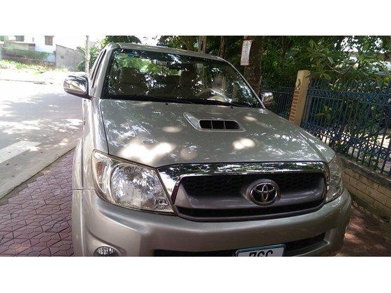Bán xe Toyota Hilux đời 2009, nhập khẩu nguyên chiếc, 470 triệu-0